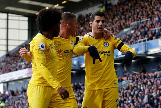 Chelsea lên nhì bảng, Arsenal đứt mạch chiến thắng - Ảnh 1.