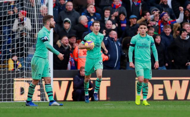Chelsea lên nhì bảng, Arsenal đứt mạch chiến thắng - Ảnh 4.