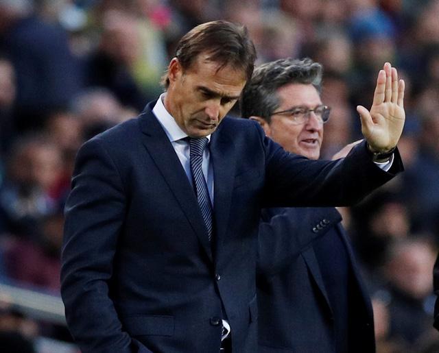 HLV Lopetegui sẽ bị Real Madrid sa thải trong vòng 24 giờ - Ảnh 1.