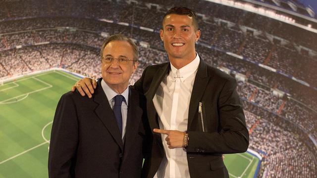 Ronaldo: Nếu muốn thật nhiều tiền, tôi đã đến Trung Quốc... - Ảnh 1.