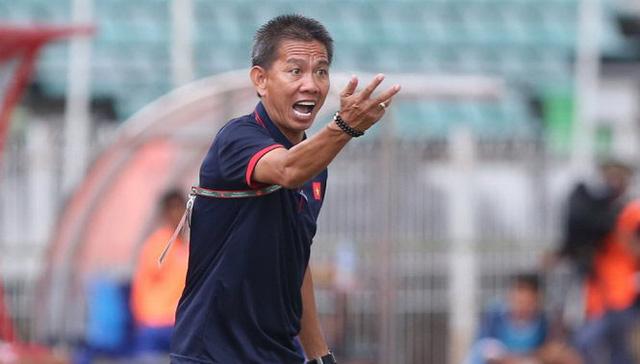 HLV Hoàng Anh Tuấn nhận trách nhiệm thất bại của U19 VN - Ảnh 1.