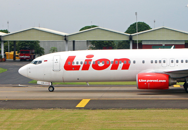 Máy bay chở 189 người của Indonesia rơi xuống biển - Ảnh 4.