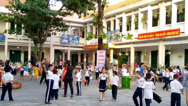 Khánh Hòa ngưng dạy mô hình VNEN - Ảnh 1.