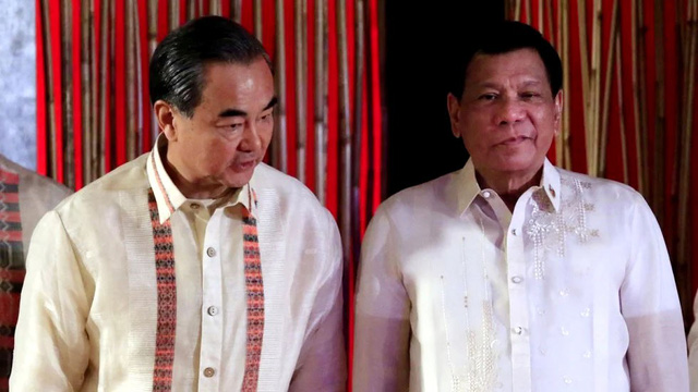 Trung Quốc - Philippines cùng khai thác Biển Đông? - Ảnh 1.