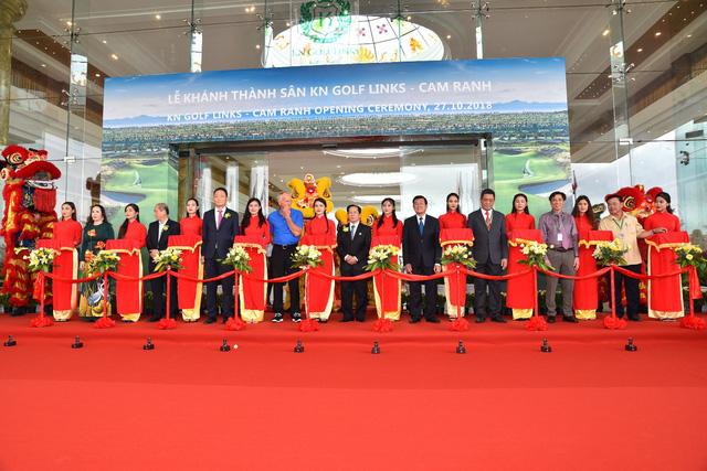 Chính thức khai trương KN Golf Links Cam Ranh - Ảnh 1.