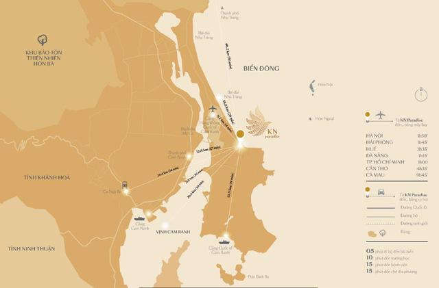 Chính thức khai trương KN Golf Links Cam Ranh - Ảnh 2.