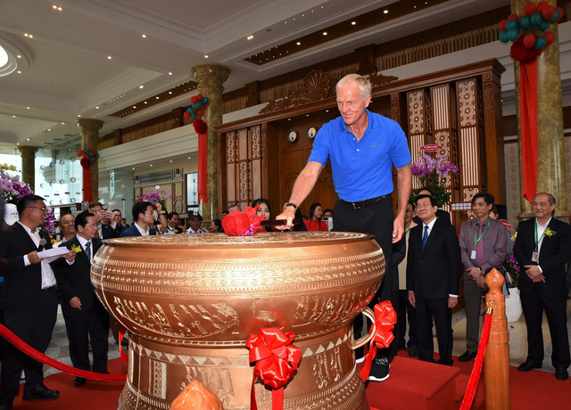 Chính thức khai trương KN Golf Links Cam Ranh - Ảnh 4.
