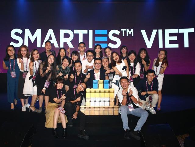 Unilever đón mưa giải thưởng marketing tại Smarties Việt Nam 2018 - Ảnh 1.