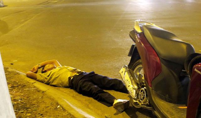 Lái xe khi say là vô trách nhiệm - Ảnh 1.