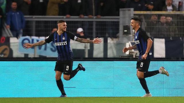 Inter đè bẹp Lazio tại Olimpico - Ảnh 1.