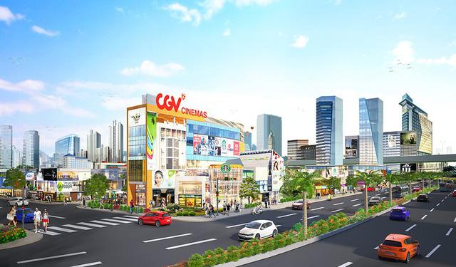 Tiềm năng khai thác thương mại của Central Mall Long Thành - Ảnh 1.