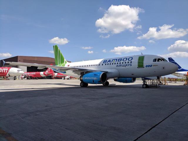 Chưa cấp quyền vận chuyển hàng không cho Bamboo Airways - Ảnh 1.