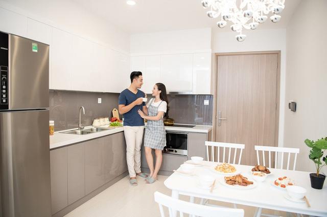 VinCity ra mắt phân khu căn hộ đầu tiên - Ảnh 2.