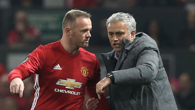 Rooney khẳng định cầu thủ M.U vẫn ủng hộ HLV Mourinho - Ảnh 1.