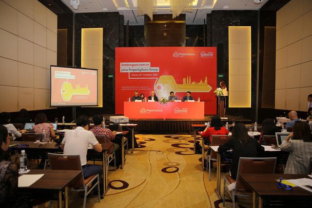 Batdongsan.com.vn gia nhập tập đoàn công nghệ BĐS Property Guru - Ảnh 1.