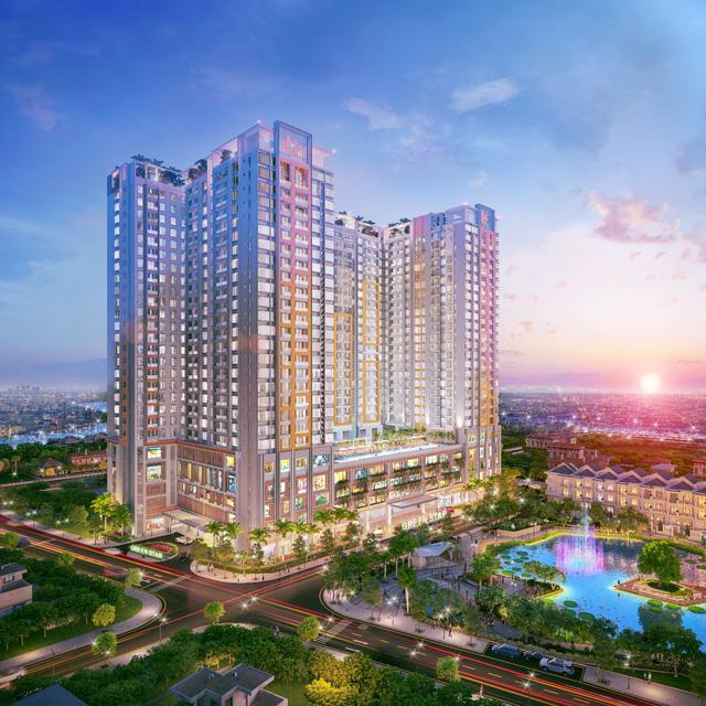 Khu Nam dẫn đầu nguồn cung mới và tiêu thụ căn hộ TP.HCM - Ảnh 2.