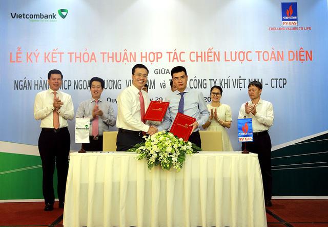 PV GAS nhận danh hiệu Top 50 Doanh nghiệp tốt nhất Việt Nam - Ảnh 1.