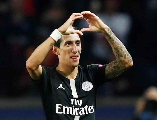 PSG giữ chân Di Maria đến năm 2021 - Ảnh 1.