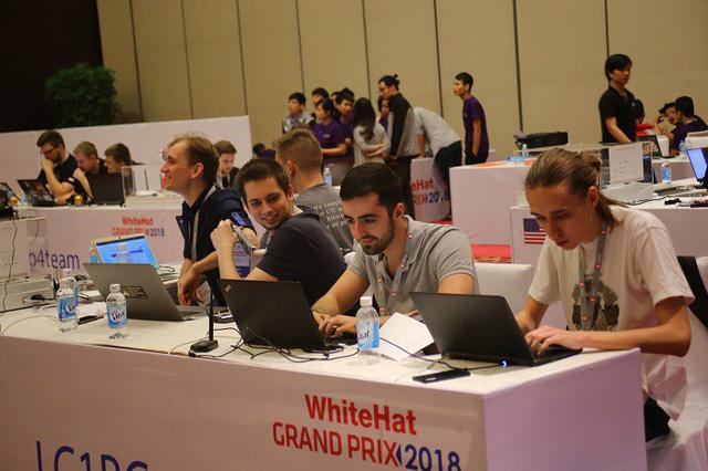 Nga đứng đầu cuộc thi An toàn không gian mạng toàn cầu 2018 - Ảnh 1.