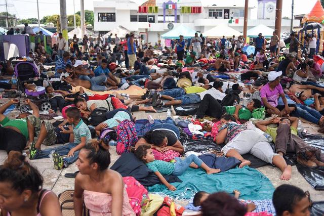 Binh đoàn di cư chi phối bầu cử Mỹ như thế nào? - Ảnh 6.