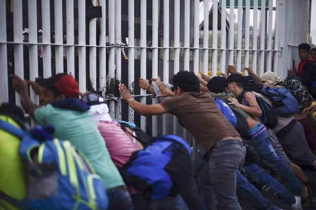 Binh đoàn di cư chi phối bầu cử Mỹ như thế nào? - Ảnh 2.