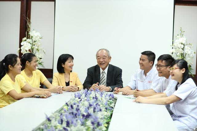 Doanh nghiệp Nhật lan tỏa tinh thần CSR trên đất Việt - Ảnh 1.