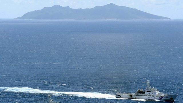 Nhật bàng hoàng vì hòn đảo sát Nga biến mất - Ảnh 1.