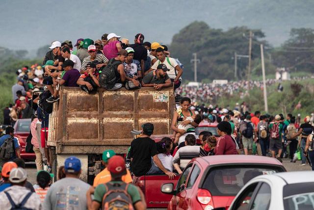 Binh đoàn di cư chi phối bầu cử Mỹ như thế nào? - Ảnh 5.