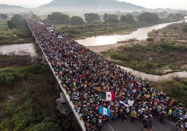 Binh đoàn di cư chi phối bầu cử Mỹ như thế nào? - Ảnh 1.