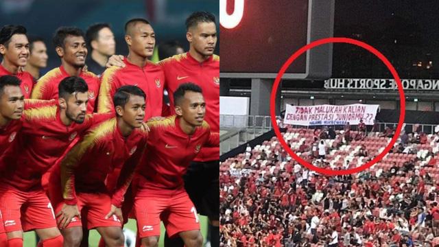 CĐV Indonesia tuyệt vọng với đội nhà - Ảnh 1.