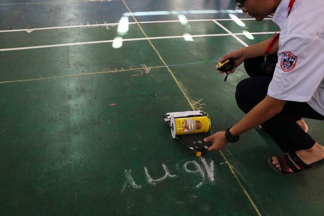 Học sinh cấp 3 Sài Gòn hào hứng  đua xe thế năng - Ảnh 3.