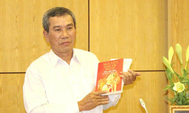 Nhìn lại nhà thơ Nguyễn Nhược Pháp - Ảnh 1.