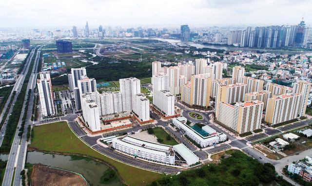 Hàng nghìn căn hộ tái định cư tại Thủ Thiêm sẽ thành nhà thương mại - Ảnh 1.