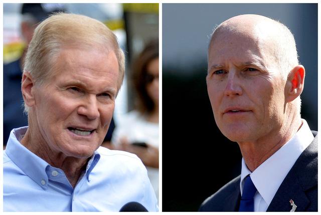 Florida kiểm lại phiếu cuộc đua Thượng viện Mỹ và thống đốc bang - Ảnh 1.