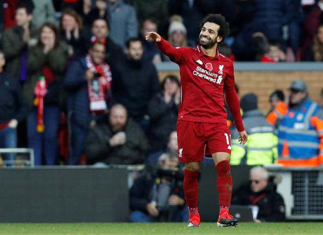 Đá bại Fulham, Liverpool gây áp lực lên Manchester City - Ảnh 1.