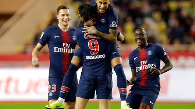 Đè bẹp Monaco, PSG băng băng đến chức vô địch - Ảnh 1.