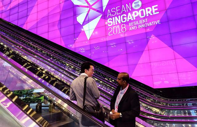 ASEAN xây bộ khung cho thành phố thông minh - Ảnh 1.