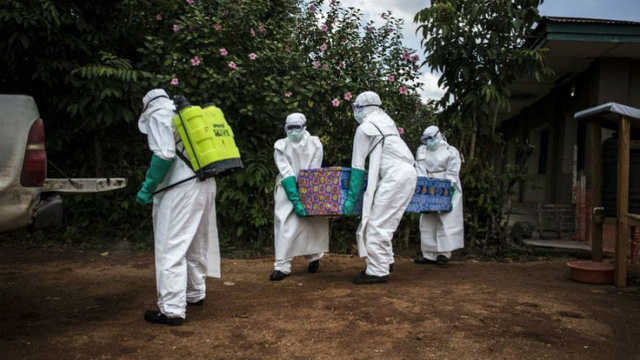 Dịch Ebola lại diễn biến phức tạp ở CHDC Congo - Ảnh 3.