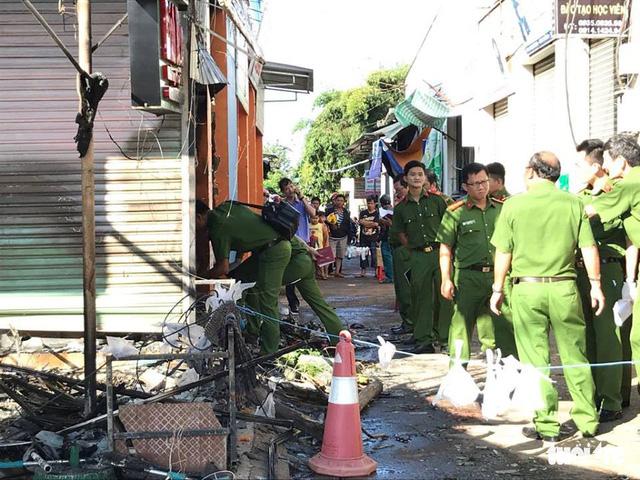Vụ phóng hỏa đốt shop hoa người tình: bị chia tay vì gia đình từ chối - Ảnh 3.
