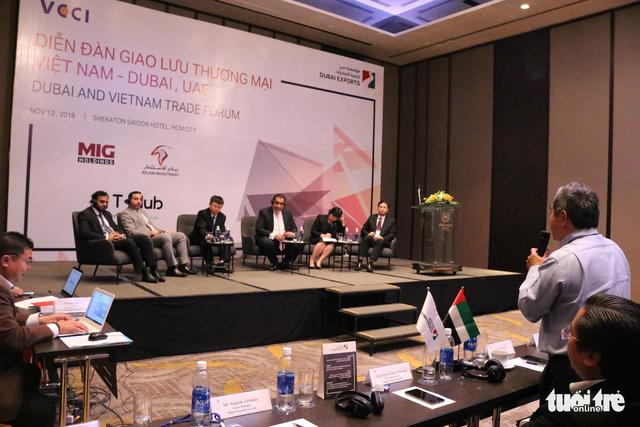 Dubai muốn thành cửa ngõ đưa hàng Việt vào thế giới Hồi giáo - Ảnh 1.