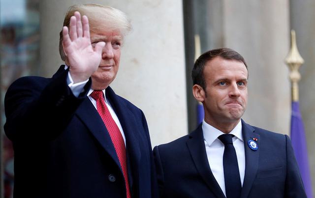 Vì sao Pháp kêu gọi thành lập quân đội riêng của châu Âu? - Ảnh 1.