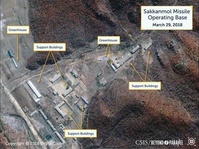 Vẫn còn nhiều căn cứ tên lửa bí mật ở Triều Tiên? - Ảnh 1.
