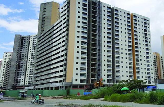 Nhu cầu căn hộ bình dân tại TPHCM tăng mạnh - Ảnh 1.