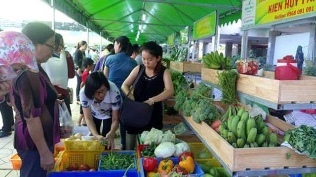 TPHCM có thêm 3 chợ phiên nông sản an toàn - Ảnh 1.