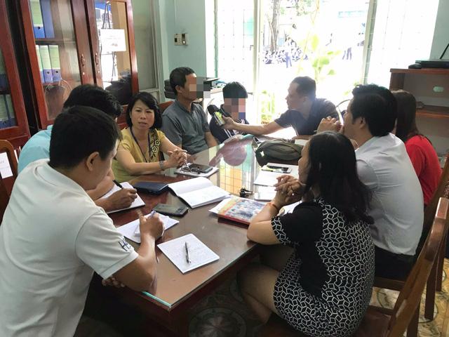 Kiến nghị công an điều tra vụ học sinh lớp 8 ở Đà Nẵng bị đánh - Ảnh 1.
