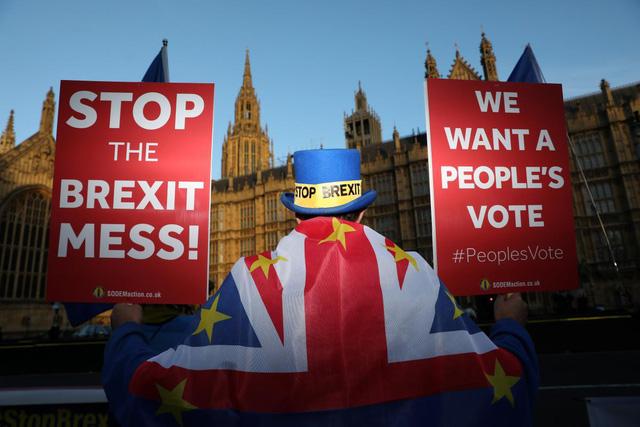 Brexit bắt đầu tìm đường vượt vũ môn Quốc hội Anh - Ảnh 1.