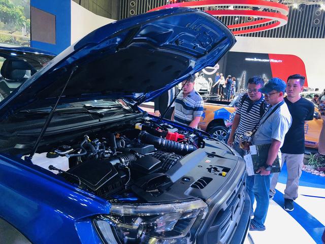 Gần 30.000 xe hơi bán ra trên thị trường trong tháng 10 - Ảnh 1.