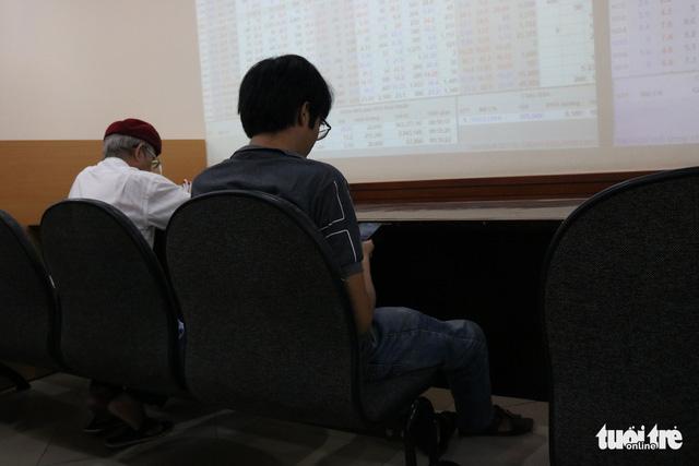 Cổ phiếu Techcombank: công đoàn bán, sếp chi tiền tỉ gom - Ảnh 1.