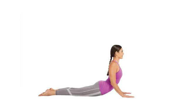Bài tập yoga chữa thoát vị đĩa đệm - Ảnh 3.