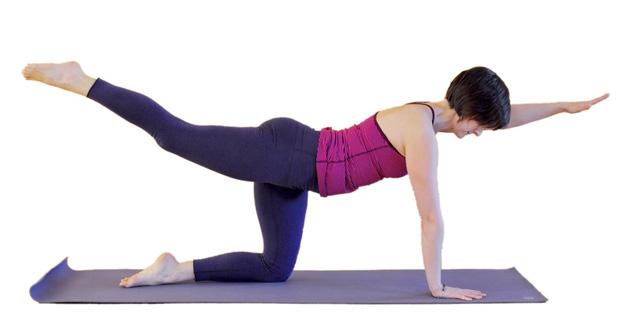 Bài tập yoga chữa thoát vị đĩa đệm - Ảnh 6.